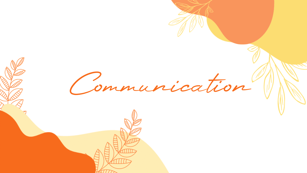GYC - Communication