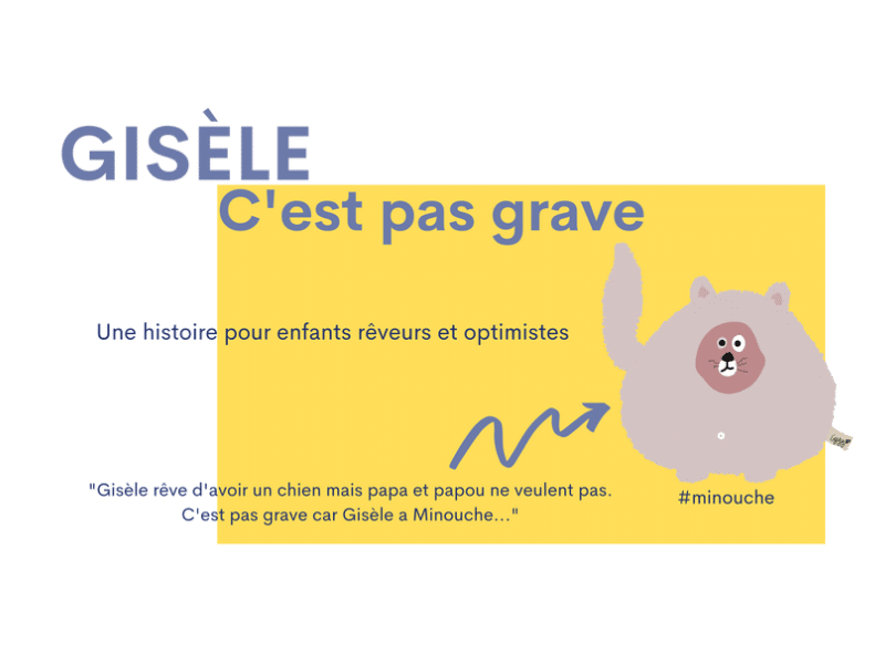 Fiola : auteure-illustratrice de «Gisèle c'est pas grave»