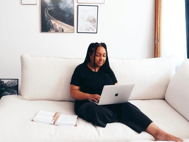 Safia :  «Je suis introvertie et réservée, ça ne doit pas être un frein»