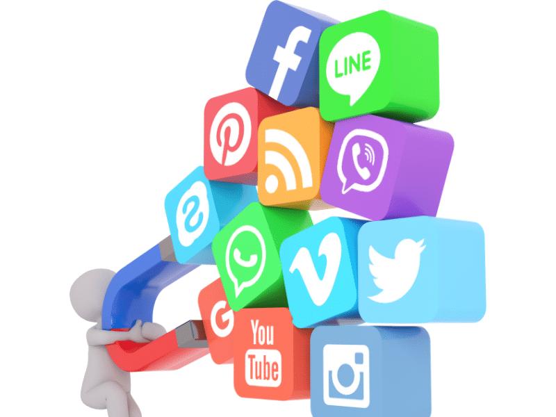 Les réseaux sociaux ne font pas tout